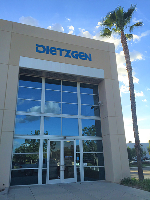 dietzgen office front